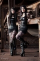 What A Pair Of Gothic Ladies