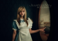 Alice And The Looking Glass