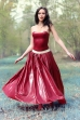 Red Latex Rubber Dress By Abtex-Design