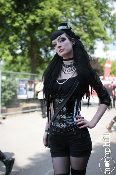 Gothic leute kennenlernen