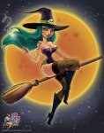 ♥Witchy Pinup!♥