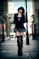 Ladies Gothic Fashion (7)