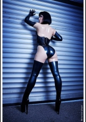 Luscious Lusty Latex Ladies (15)