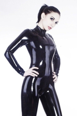 Luscious Lusty Latex Ladies (24)