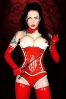 Luscious Lusty Latex Ladies (4)