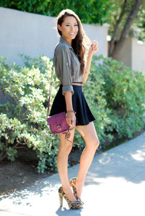 Short Skirt (2)