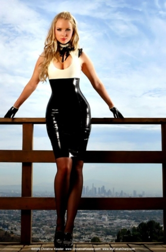 Luscious Lusty Latex Ladies (19)