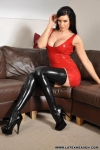 Luscious Lusty Latex Ladies (20)