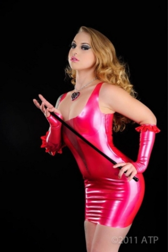 Luscious Lusty Latex Ladies (21)