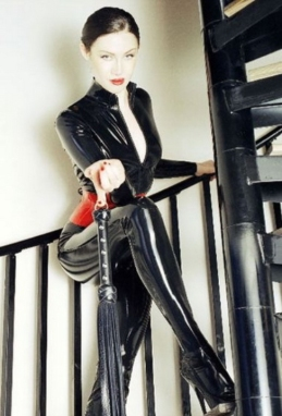 Luscious Lusty Latex Ladies (3)