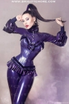 Luscious Lusty Latex Ladies (32)