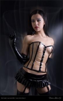 Luscious Lusty Latex Ladies (33)