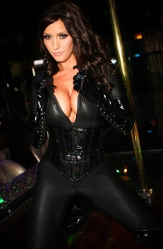 Luscious Lusty Latex Ladies (38)