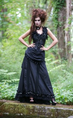 Stylish Gothic Ladies (11)