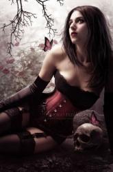 Stylish Gothic Ladies (15)