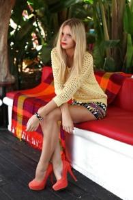 Short Skirts, High Heels (14)