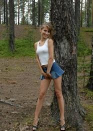 Short Skirts, High Heels (18)