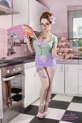 Atomic Kitchen Bombshell - Acid Doll