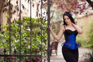 Corset By Lucy Billany