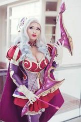 Heartseeker Ashe – League of Legends