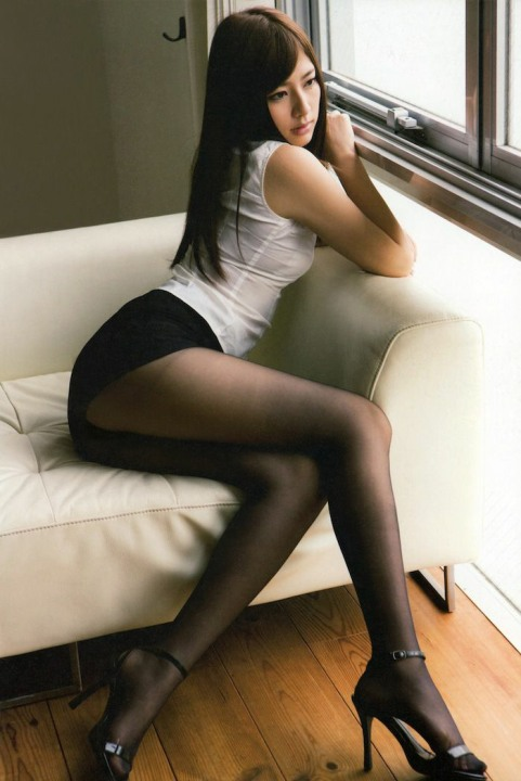 High Heels And Stocking Tops (11)
