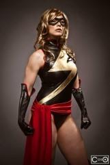 Ms. Marvel - Margie Cox