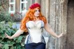 Queenie Corset By Crikey Aphrodite
