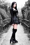 Stylish Gothic Girls (4)