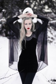 Stylish Gothic Girls (6)