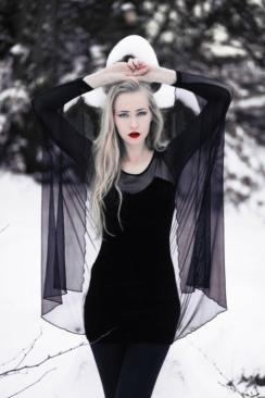 Stylish Gothic Girls (6)