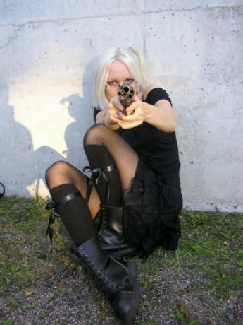 Stylish Gothic Girls (9)