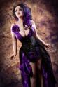 Pretty Purple Hazed Ladies (3)