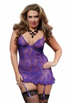 Pretty Purple Hazed Ladies (6)