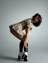 Stunning Stockinged Lady (12)