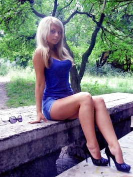 Short Skirts, High Heels (38)