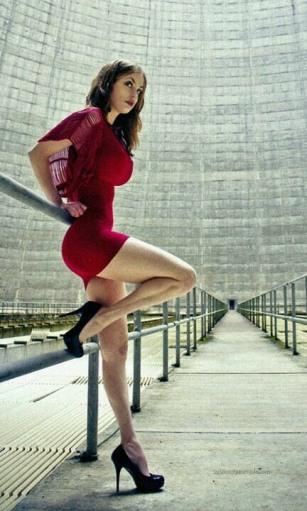 Short Skirts, High Heels (4)