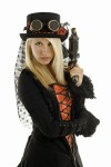 Steampunk Ladies With Attitude (1)