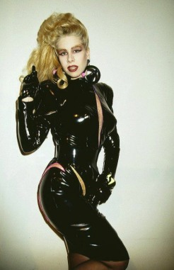 Curvaceous Catsuits (1)