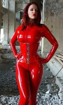 Curvaceous Catsuits (14)