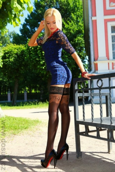 Short Skirts, High Heels (23)