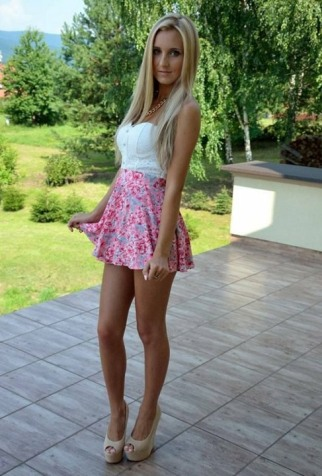 Short Skirts, High Heels (45)