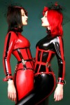 Catsuited Cuties (3)