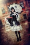 Lolita Cosplayer