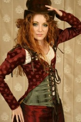 Steampunk Ladies With Attitude (2)