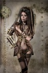 Steampunk Ladies With Attitude (26)