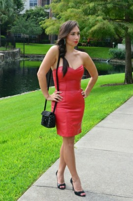 Smart Lady In Red (24)