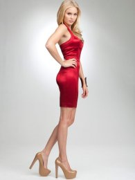 Smart Lady In Red (30)