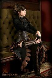 Steampunk Ladies Have Attitude (55)
