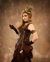 Steampunk Ladies Have Attitude (57)