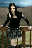 Gothic Ladies Fashion (17)